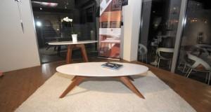 Рачно изработен мебел од природни материјали