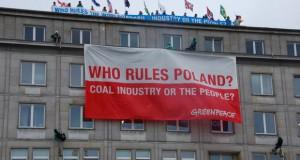 Протести против политиките на EBRD