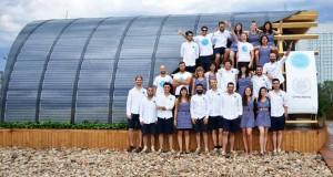 Модерен дом на сончева енергија