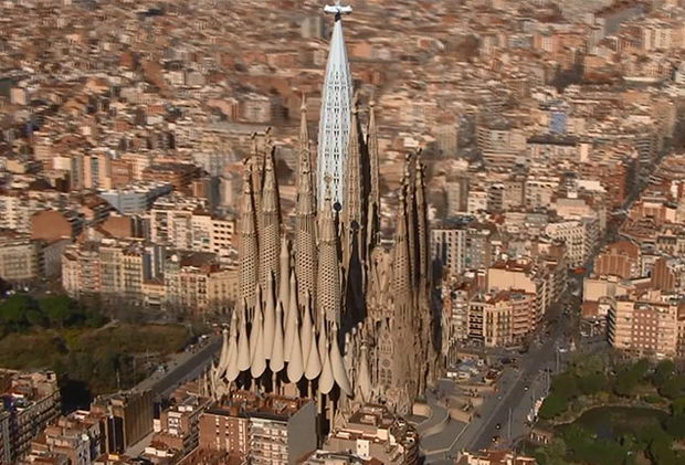 La Sagrada Familia _1