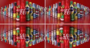 Интерактивен дизајн на нови Кока-Кола шишиња