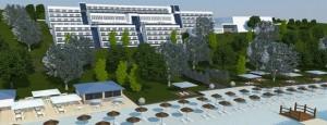 """Погледнете како ќе изгледа хотелот """"Изгрев"""" во Струга"""