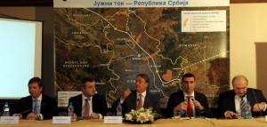 """Србија не планира да ја одложи изградбата на """"Јужен поток"""""""