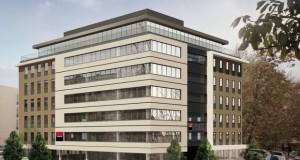 """Поставен камен-темелник за """"паметна"""" зграда на Сосиете женерал во Белград"""