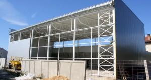 Изградба на две спортски сали во Прилеп