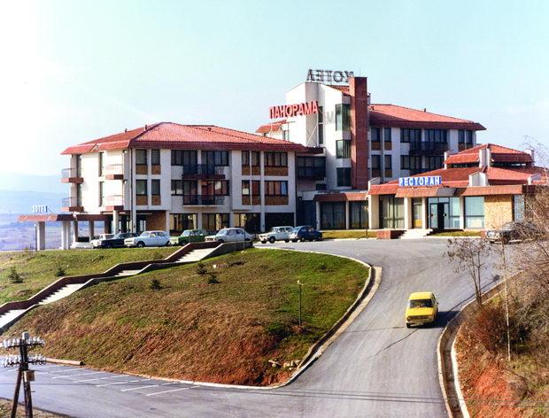01 Hotel Panorama - Radovish 1978