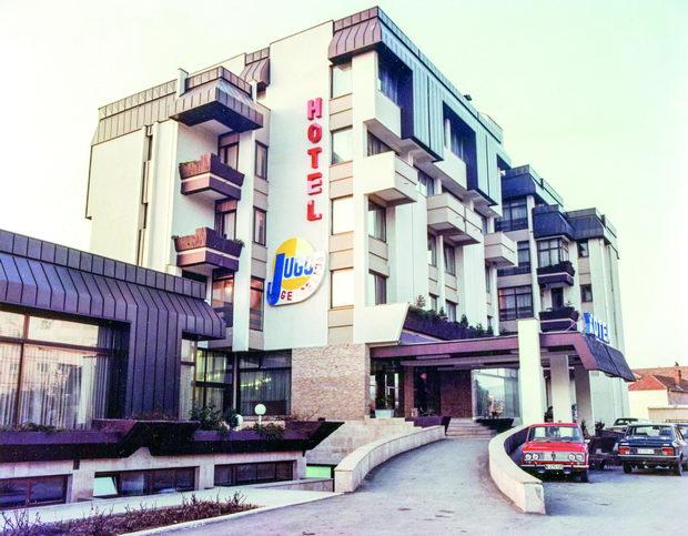 02 Hotel Jugo - Gevgelija 1977-78