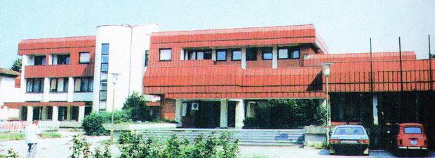05 Policiska stanica Gazi Baba - Skopje 1985