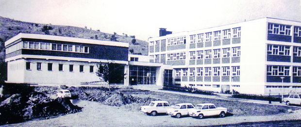 06 Pedagoshka akademija - Shtip 1966