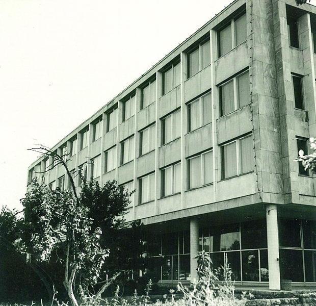 07 Sudska zgrada - Ohrid 1960-61
