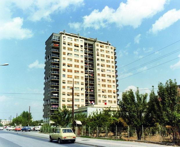 08 Kula 11 Oktomvri - Skopje 1965-66