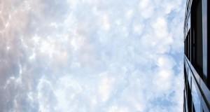 Der Himmel über Hamburg