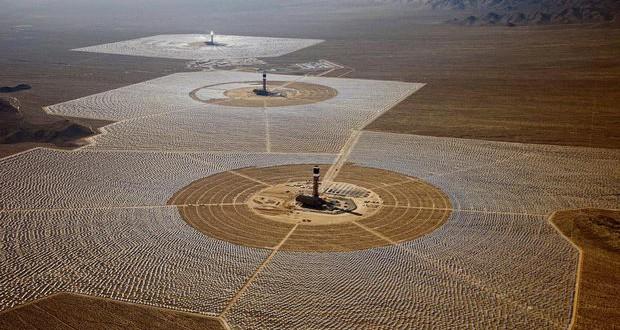 Соларната централа STE Ivanpah прогласена за проект на годината
