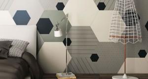 Тренд: Хексагонални плочки на подови и ѕидови