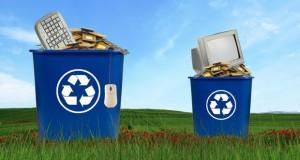 60 евра казна за фрлање електронски отпад на несоодветно место