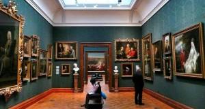 Лондонската Национална галерија на штрајк во февруари