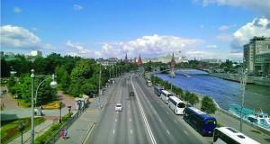 Градот и реката – Москва: Порта на иднината