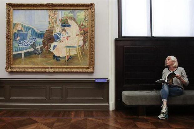 zaednicka izlozba impresionisti ekspresionisti vo berlin (4)