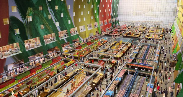 Светска сензација – пазар кој го посетиле 8 милиони луѓе во само една година