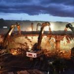 Англија – рушење мост, чистење шут и непречен сообраќај за 15 часа