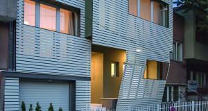 Нов модернистички сјај на куќа од 60-тите во старото градско јадро во Скопје