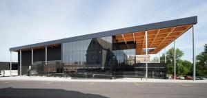 "Mont-Laurier мултифункционален театар во Канада, одлично дело на ""ФАБГ"" ахитекти"