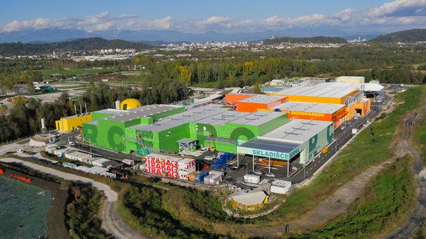 Ljubljana regionalen centar za otpad