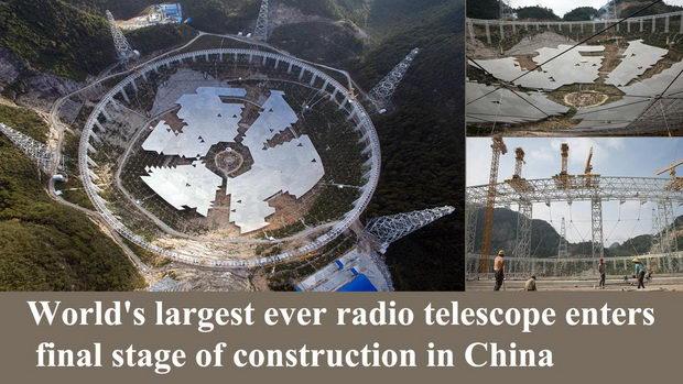 Megateleskop Kina