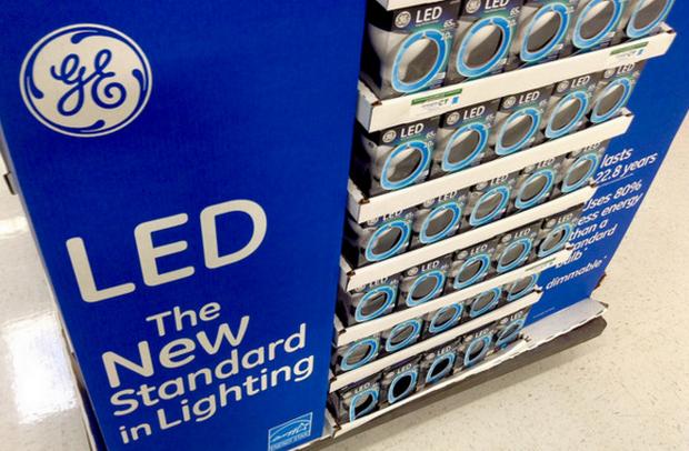 Svetilka LED