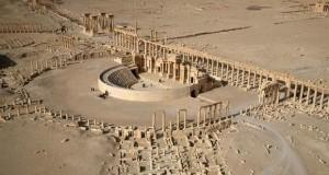 Концерт во амфитеатарот на Палмира