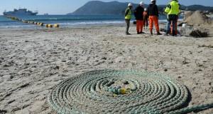 Мајкрософт и Фејсбук ќе постават подводен кабел во Атлантикот со рекорден капацитет за податоци