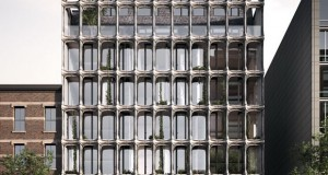 Зграда која личи на костур
