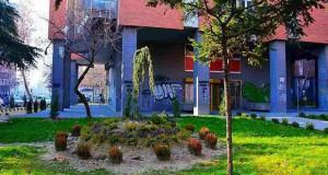 Ново зеленило и детско игралиште го красат просторот околу Зелен пазар