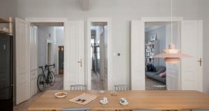 Ентериер во Виена според рецепт на словенечки архитекти