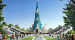 Започна изградбата на највисокиот верски објект во светот