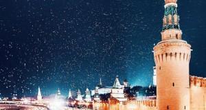 Москва – зимска бајка низ фотографии