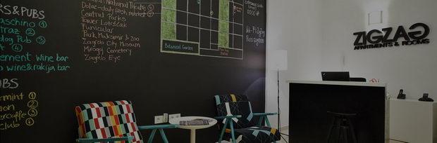 Hrvatska zigzag apartmani i sobi