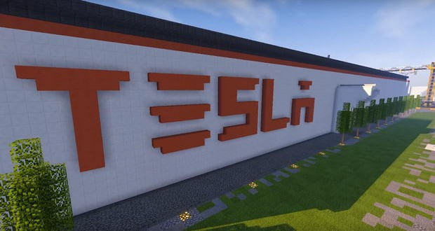 """Во Литванија е направена виртуелна фабрика на """"Тесла"""""""