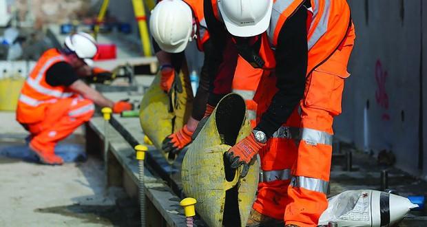 Безбедност и здравје при работа во градежништвото