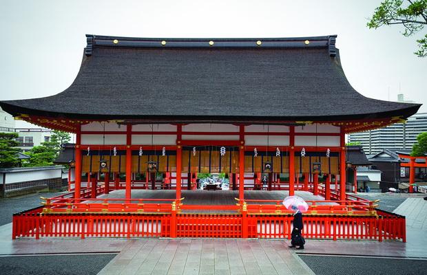 Kyoto, Fushimi Inari Shrine B