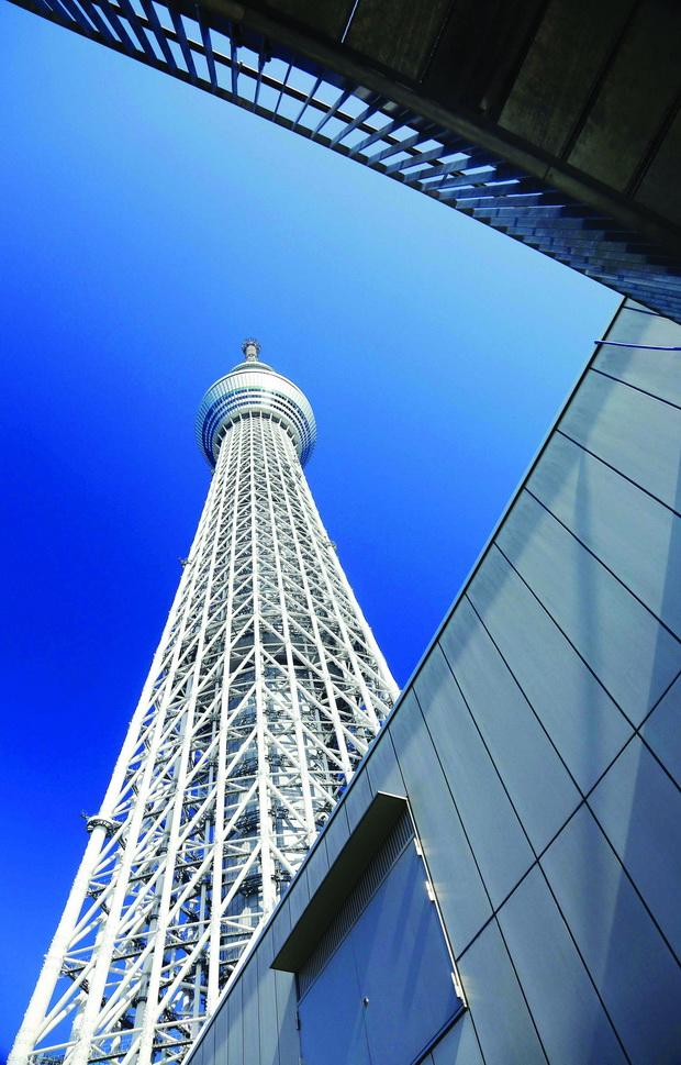 Tokyo, Sky Tree