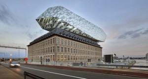 Реализиран дијамантскиот објект на кралицата на архитектурата