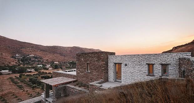 Грчка резиденција која гарантира идиличен одмор