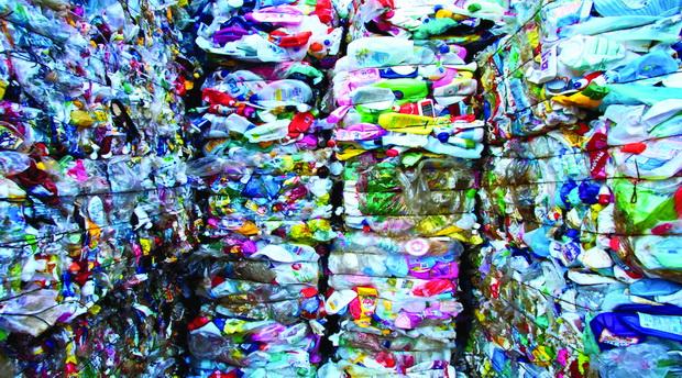 02 Пластичен отпад