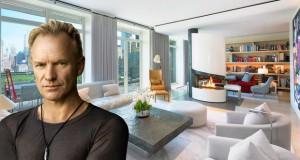 Стинг продава пентхаус во Њујорк за 56 милиони долари