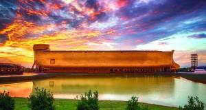 Ноевата арка – реплика во САД