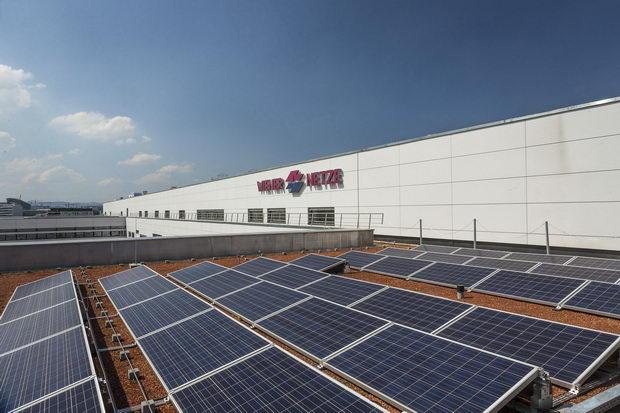 Viena nova fotonaponska centrala1