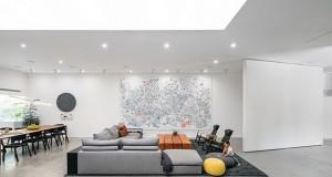 Дизајнерски дом по мерка на современи уметници