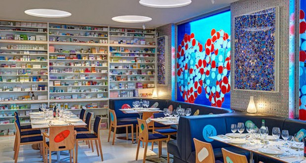 Седум генијални ресторани во светот кои ја ценат уметноста