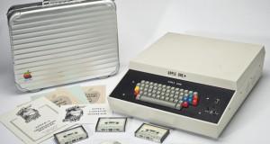 Продаден е првиот компјутер на Apple